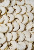 Christmas biscuits Stock Image