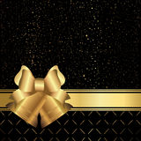Christmas black background Royalty Free Stock Photo