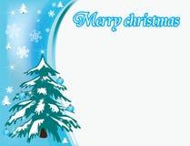 Christmas_blank Imagens de Stock Royalty Free