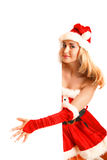 Christmas blank Royalty Free Stock Photo