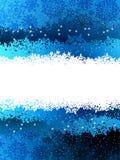 Christmas blue background. EPS 8 Stock Photo