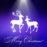 Christmas with blue Christmas background. Christmas with blue background Royalty Free Stock Photography