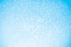 Christmas blue stars background Royalty Free Stock Photo