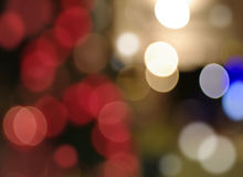 Christmas blur light background Royalty Free Stock Photography