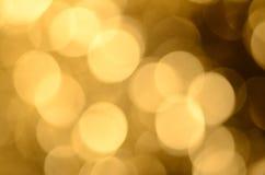 Christmas blur lights background Stock Photos
