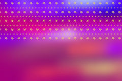 Christmas blurry, bright background with golden stars. Blurry, bright background with golden graphic elements Stock Images