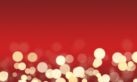 Christmas bokeh. An abstract backgrund with bokeh effect Royalty Free Stock Photo