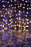Christmas bokeh Royalty Free Stock Photos