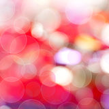 Christmas Bokeh Royalty Free Stock Photo