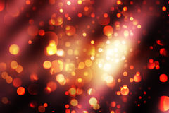 Christmas bokeh lights Royalty Free Stock Image