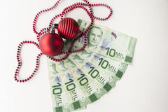 Christmas Bonus Stock Image