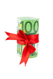 Christmas bonus Royalty Free Stock Photos