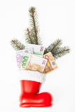 Christmas Bonus Stock Photos