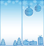 Christmas booklet Stock Photos