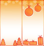Christmas booklet Stock Photography