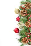 Christmas Border Stock Images