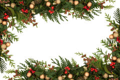 Christmas Border Royalty Free Stock Photos