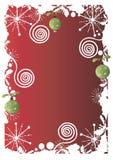 Christmas border royalty free illustration