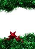 Christmas Border Royalty Free Stock Photos