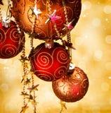 Christmas border Design Royalty Free Stock Photo