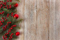 Christmas border Royalty Free Stock Image