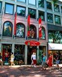 Christmas in Boston Store, Boston, MA. Royalty Free Stock Photography