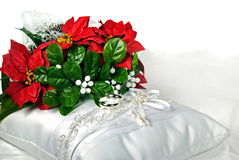 Christmas Bouquet Royalty Free Stock Images