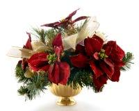 Christmas Bouquet Stock Photo