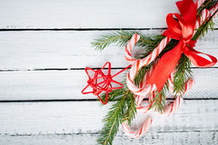 Christmas bouquet Royalty Free Stock Photography
