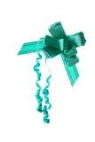 Christmas Bow. Isolated on white background Stock Image