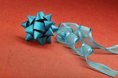 Christmas bow Stock Photos