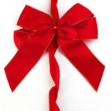 Christmas Bow Stock Photography