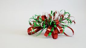 Christmas Bow Stock Images