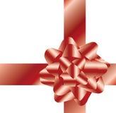 Christmas Bows Royalty Free Stock Photos