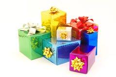 Christmas box Royalty Free Stock Photography