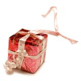 Christmas box Royalty Free Stock Photography