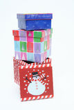 Christmas Box Decorations. Perfect for presents Stock Photography