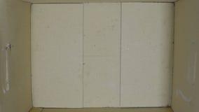 Christmas box stock video footage