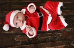 Christmas boy Royalty Free Stock Photos