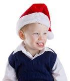 Christmas boy Stock Image