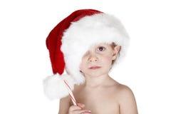 Christmas boy - series Stock Image