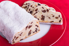 Christmas bread Royalty Free Stock Images