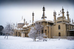 Christmas in Brighton Royalty Free Stock Photos