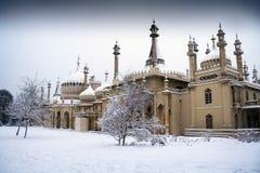 Christmas in Brighton Royalty Free Stock Photos