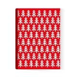 Christmas brochure book template  Stock Image