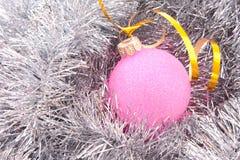 Christmas bulb Royalty Free Stock Image