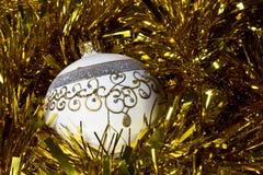 Christmas bulb Stock Images