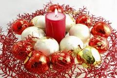 Christmas bulb Stock Photos