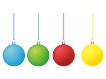 Christmas bulb Royalty Free Stock Photos