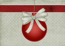 Christmas Bulb Background Royalty Free Stock Images